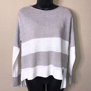 Eileen Fisher Stripe Sweater Size XS
